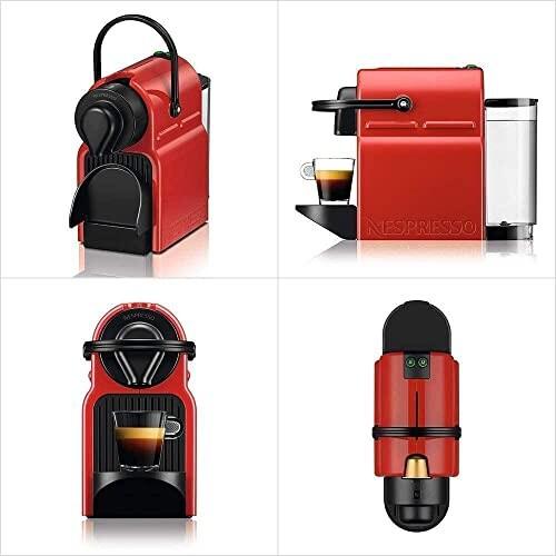 ネスプレッソ コーヒーメーカー イニッシア ルビーレッド C40RE