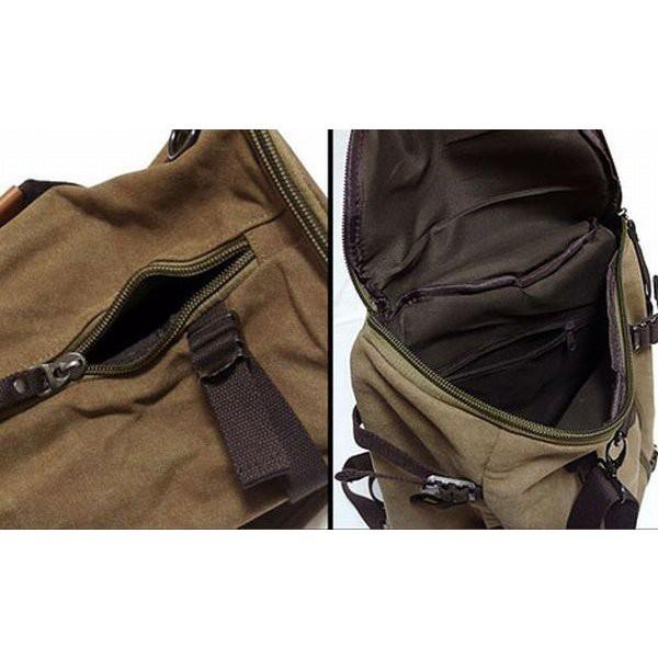 3090e0c08228 リュックサック デイパック メンズバッグ メンズファッション ボストンバッグ ショルダーバッグ 3WAY キャンバス地 バックパック