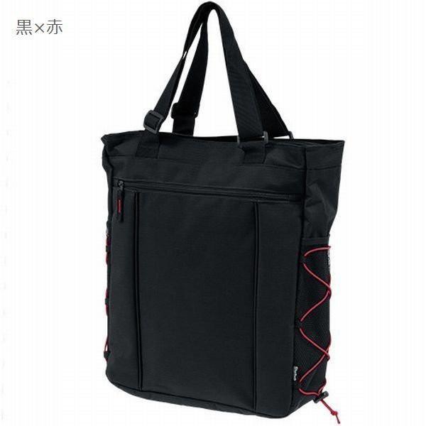 トートバッグ メンズバッグ メンズファッション 定番 SHELTER カラーゴム タテ型 2way B4 快適性 機能性 ハンドル長さ調節 手提げバッグ