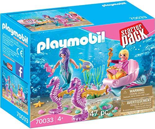 素晴らしい外見 PM Playmobil Starter Pack Seahorse Carriage 70033, ムサシムラヤマシ 0f179d2a