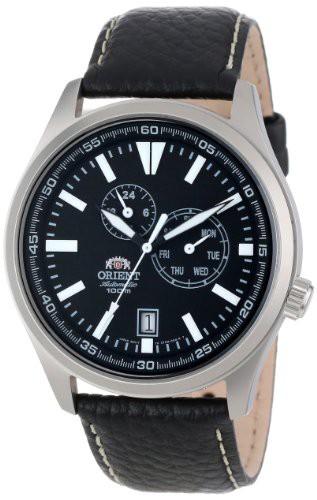 【50%OFF】 【当店1年保証】オリエントOrient Men's FET0N002B0 Defender Multi-Eye Function Watch, コンプモト 193d8e43