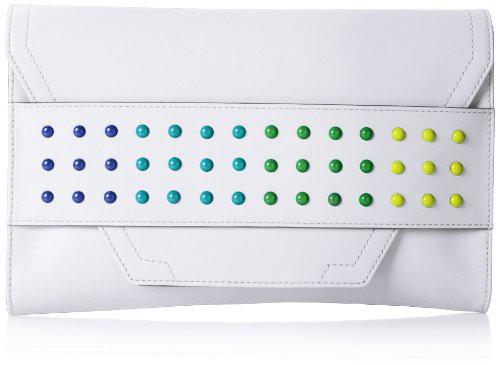激安大特価! ミリーMILLY Color Digital Clutch,White,One Size, アイショップキラリ cd87e4f9