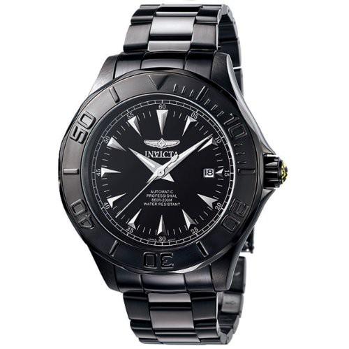 【絶品】 【当店1年保証】インヴィクタInvicta Mens Stainless Steel Pro Diver Watch, あわしま堂 094be482
