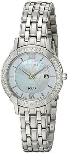 ー品販売  【当店1年保証】セイコーSeiko Women's Watch 'Sport Watches' 'Sport Quartz Women's Stainless Steel Dress Watch (Model: S, 高座郡:74dcc64d --- kzdic.de