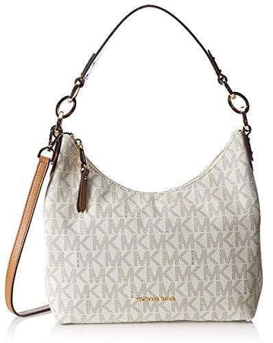 3e8c19b8b9070a マイケルコースMICHAEL Michael Kors Isabella Medium Convertible Shoulder Bag  (Vanilla)