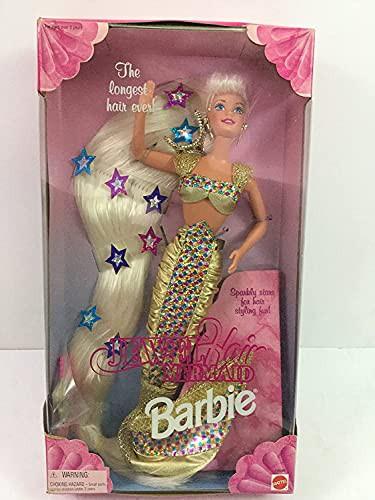 バービーBarbie Jewel Hair Mermaid Dollの通販はau Wowma!(ワウマ