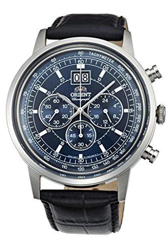 【2019正規激安】 【当店1年保証 Dress】オリエントORIENT Watch Big-Date Classic Quartz Chronograph Classic Dress Watch TV02003D, ドルチェ(インテリア家具と照明):c00c83dc --- kzdic.de