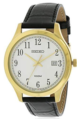新入荷 【当店1年保証】セイコーSeiko Watch Strap Quartz Men's Quartz Watch SUR086, 呉服とお宮参り着物 花ごろも:91561606 --- kzdic.de