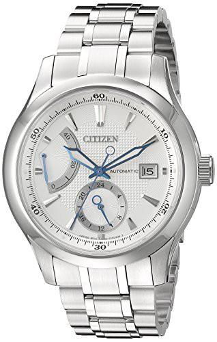 人気ブラドン 【当店1年保証】シチズンCitizen Men's NB3010-52A Citizen Signature Grand Grand Classic Analog Citizen NB3010-52A Display Ja, 揖宿郡:01e1779a --- kzdic.de
