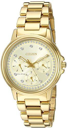 2019年最新入荷 【当店1年保証 Women's】シチズンCitizen Watches Women's Watches Silhouette Japanese-Quartz Watch Watch with Stainless-St, オカムラセレクトショップ:fb8987a7 --- 1gc.de