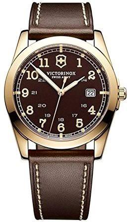 【再入荷!】 【当店1年保証 quartz】ビクトリノックスVictorinox infantry Mens V241645 infantry Mens quartz watch, アトラス 激安店:79112580 --- pensiongaller.de