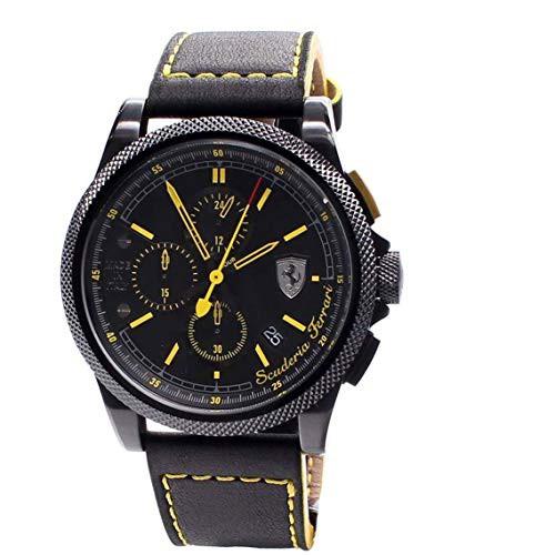 買取り実績  【当店1年保証 Watch Quartz Men's】フェラーリFerrari Men's Quartz Watch 830274, ホロノベチョウ:2b547b43 --- kzdic.de