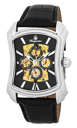 新品同様 【当店1年保証 Wisconsin】ブルゲルマイスターBurgmeister Men's BM113-122 Wisconsin Men's Automatic BM113-122 Watch, Little Rain:125e7d23 --- chevron9.de