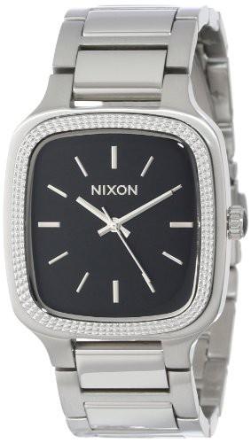 品質が完璧 - Shelley One Size Watch Black, Women's 【当店1年保証】ニクソンNixon-腕時計レディース