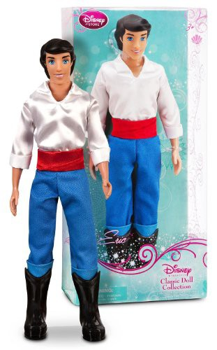 Prince Eric from The Little Mermaid Disney Princess