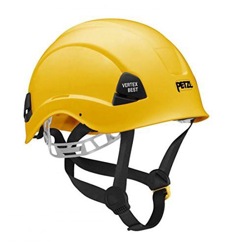 海外正規品petzl pro vertex best professional helmet yellowの通販は