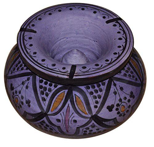 灰皿Ceramic Ashtrays Smokeless Exquisite Extra Large Glazes