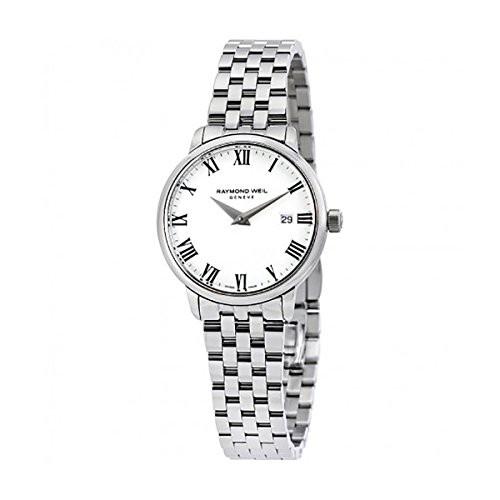 【即納!最大半額!】 【当店1年保証】レイモンドウィルRaymond Weil - Women's Watch - 5988-ST-00300, FRAGILE 4edb851d