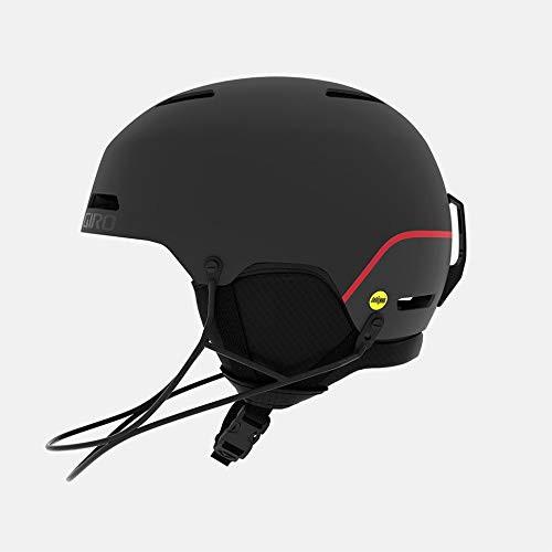 【当店限定販売】 スノーボードGiro Ledge SL MIPS Race Snow Helmet - Matte Black - Size L (59-62.5cm), My shoes 4aa2a7ca