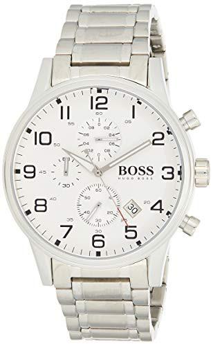 正規店仕入れの 【当店1年保証 Quartz】ヒューゴボスHugo Boss Mens 1513182 1513182 Mens Quartz Watch, パネットワンpane(t)one:0f865d31 --- 1gc.de