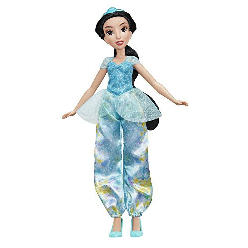 Disney Fashion, Character, Play Dolls Royal Shimmer Jasmine Disney Aladdin