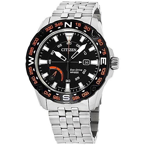 【ギフ_包装】 【当店1年保証】シチズンCitizen AW7048-51E Watches One AW7048-51E Eco-Drive Silver-Tone Watches One Size, タタス ファミリーモール:ac1f743c --- kzdic.de