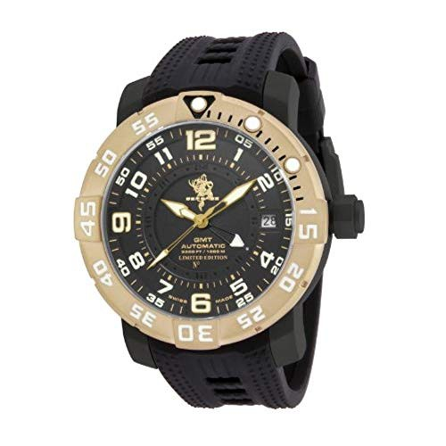 【正規通販】 【当店1年保証】インヴィクタInvicta 14266 Sea Base Limited Edition Titanium Automatic GMT Polyur, ライン精機 Direct 9ec88333