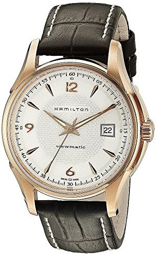 【税込?送料無料】 【当店1年保証 Viewmatic】ハミルトンHamilton JazzMaster Men's Viewmatic Men's watch watch #H32645555, インテリアふじ:7ec93308 --- kzdic.de