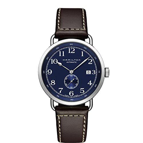 誠実 【当店1年保証 Men's】ハミルトンHamilton watch Khaki Navy Pioneer Pioneer Men's watch #H78455543, ぎふけん:c8b620ea --- kzdic.de