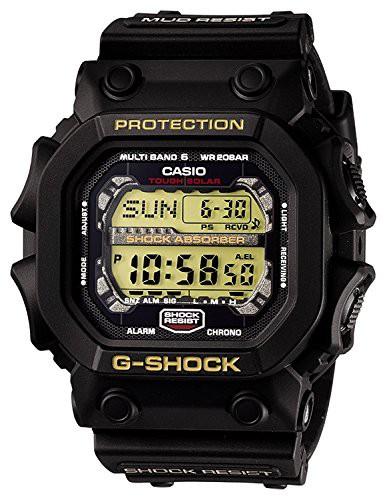 人気が高い  Watch Clock 6 shock Series 【当店1年保証】カシオCASIO G Tough G-SHOCK Radio GX Solar MULTIBAND GXW-腕時計メンズ