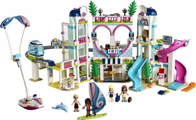 Bouwspellen Lego Lego Friends Heartlake City Resort 41347 Top Hotel