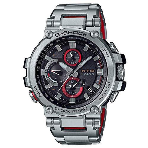 【驚きの値段で】 【当店1年保証】カシオMen's Casio G-Shock MT-G Stainless Steel Watch MTGB1000D-1A, 浅草満願堂 91b739ff