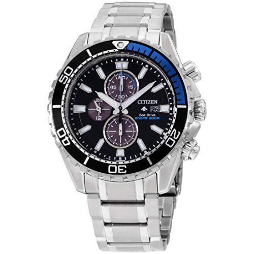 素晴らしい価格 【当店1年保証】シチズンCitizen Watches CA0719-53E Promaster Diver Silver Tone One Size, interior (インテリオール) 09450c64