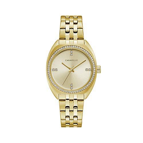 【正規品質保証】 by Designed Dress 【当店1年保証】ブローバCaravelle 44L250) Watch Bulova (Model:-腕時計レディース