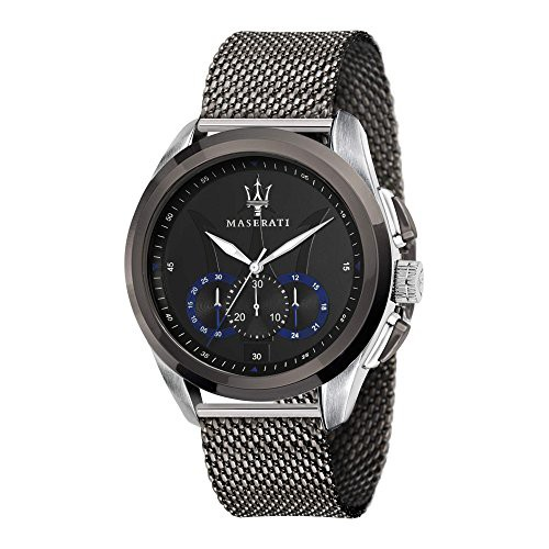 ずっと気になってた 【当店1年保証】マセラティMASERATI Fashion Watch Watch (Model: (Model: Fashion R8873612006), リチャード(ブランド、コスメ):91e262d9 --- 1gc.de