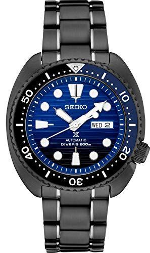 有名ブランド 【当店1年保証】セイコーSeiko Prospex SRPD11 Special Edition Black Black Special Ion-Plated Steel Prospex Automatic Dive, e-m connection:383c994a --- 1gc.de