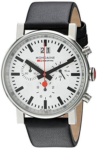 お歳暮 【当店1年保証】モンディーンMondaine SBB Chronograph SBB Wrist Watch Wrist Unisex Chronograph (A690.30304.11SBB) Swiss, イイネイル:ca7fb61b --- 1gc.de