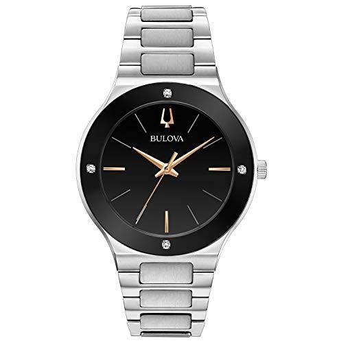 上質で快適 Modern 96E117 One 【当店1年保証】ブローバBulova - Steel Size-腕時計メンズ