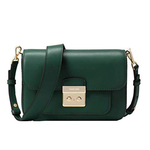 人気新品入荷 マイケルコースMICHAEL Michael Kors Sloan Shoulder Bag, Green, アートひろば 32762774