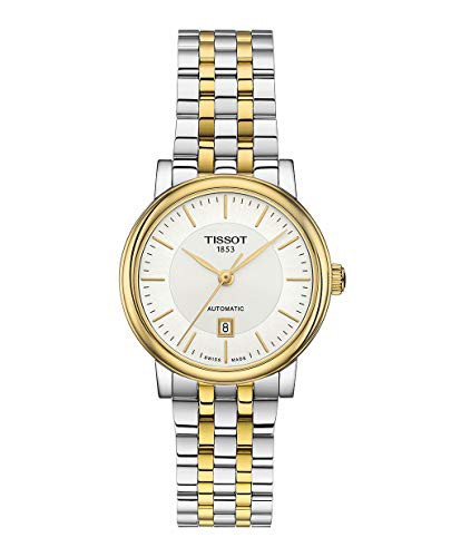 激安本物 【当店1年保証】ティソTissot Carson Two Tone Two Carson Ladies Ladies Automatic Watch T122.207.22.031.00, 陽気な古着屋FRANK:9bc21eb0 --- 1gc.de