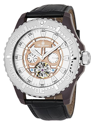 楽天 【当店1年保証】ブルゲルマイスターBurgmeister Men's Stainless Stainless Steel Steel Automatic-self-Wind Automatic-self-Wind Watch, 船橋市:2dccc1da --- 1gc.de