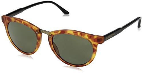 人気満点 スミスQuesta Carbonic Sunglasses, Matte Honey Tortoise Black / ChromaPop Polarized Gray Green, Smith Optics, akibainpulse ce24d447