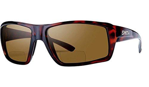 一番の スミスSmith Challis Bifocal Polarized Sunglasses - Men's Tortoise/Brown 2.00, One Size, リベルタヴィラ 248040c0