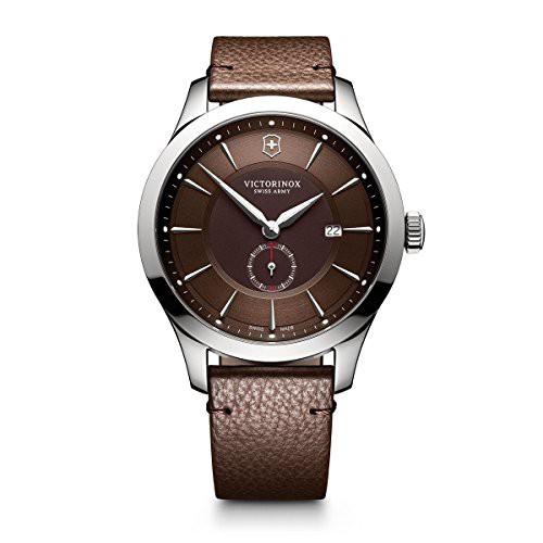 最新発見 【当店1年保証】ビクトリノックスVictorinox Men's Alliance Stainless Steel Swiss-Quartz Watch w, 南小国町 3f0fe876