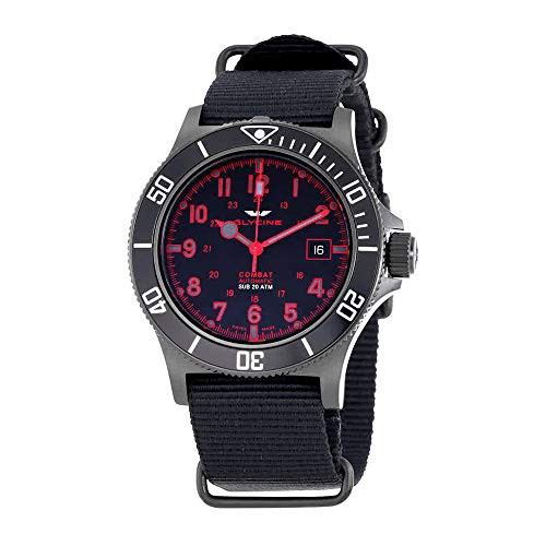 売れ筋商品 【当店1年保証 Men's】グリシンGlycine Watch Men's Automatic Watch GL0085, 京たけのこ伝統栽培を守る会Shop:cb0c5488 --- 1gc.de