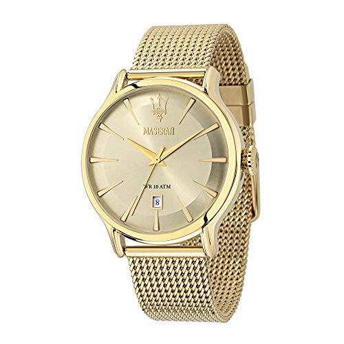 愛用 【当店1年保証】マセラティMASERATI Fashion Watch (Model: Watch Fashion (Model: R8853118003), イイヤマシ:3aad0b25 --- 1gc.de
