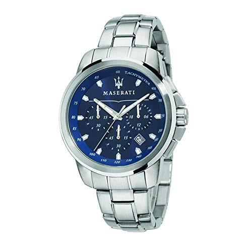 【現品限り一斉値下げ!】 Men's 【当店1年保証】マセラティMASERATI - R8873621002 Watch-腕時計メンズ