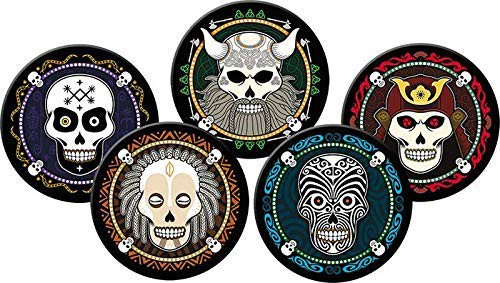Board Card Skull One Of The Greatest Bluffing Games Of The 2nd Millennium