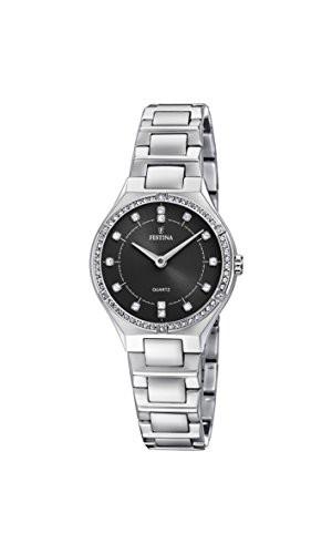 2018セール 【当店1年保証】フェスティナFestina Trend F20225/2 Wristwatch for women Design Highlight, 穂別町 7affbab3