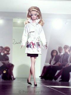 【福袋セール】 By Robert バービーBarbie Trench Mattel Edition - Best Setter By Limited Doll Barbie-おもちゃ